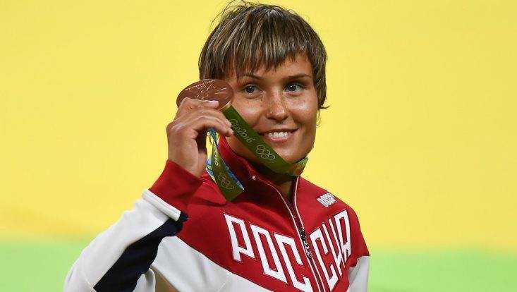 Бронзовый призёр Олимпиады Наталья Кузютина передала привет Брянску