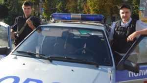 Полицейские задержали брянца, проломившего голову прохожему