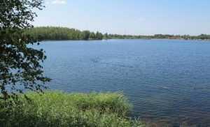 Брянцы сообщили о загрязнении «керамзитового» озера