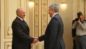Президент Белоруссии Лукашенко назвал брянцев родными людьми