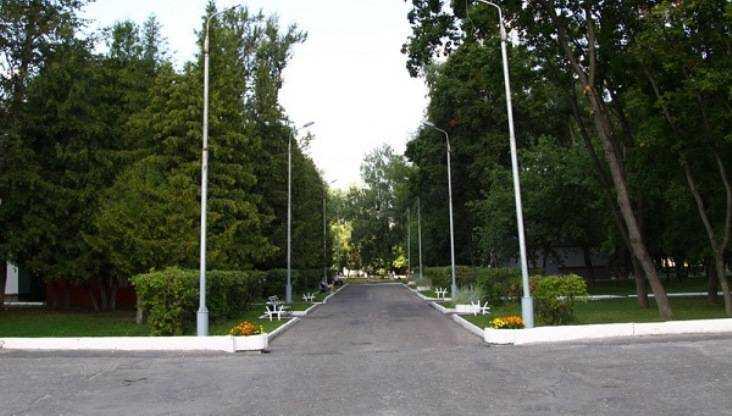 В Брянске преобразят парк железнодорожников