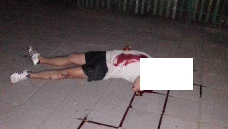 Молодому брянцу в полночь разбили голову