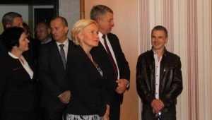 Вице-премьер Ольга Голодец поздравила брянских новосёлов