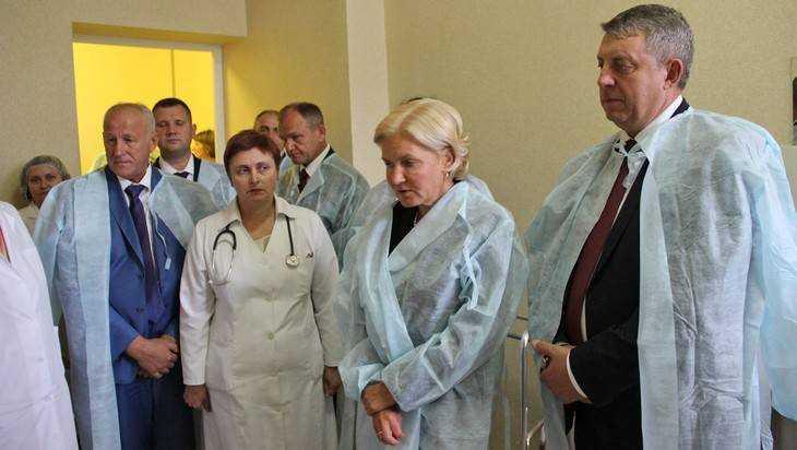 Брянский перинатальный центр откроют до конца сентября