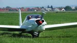 Чешский пилот пролетит над Брянском