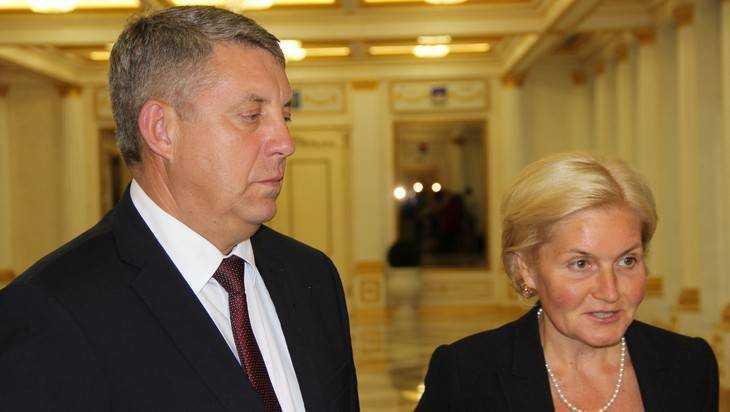 Вице-премьер Ольга Голодец назвала Брянщину «программным» лидером
