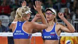 Брянская пляжница проиграла бой за олимпийский полуфинал