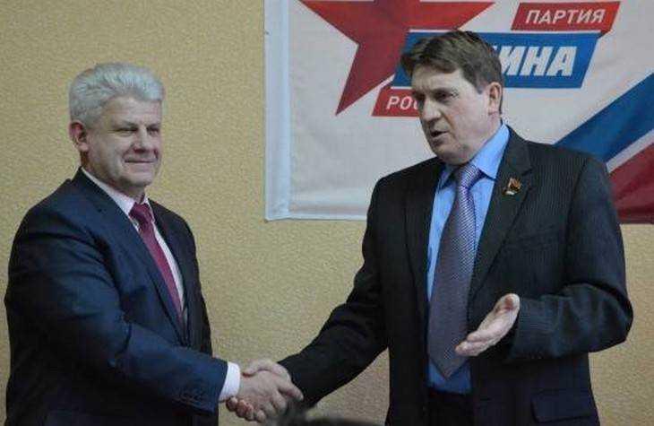 Сергей Маслов ушел из «Родины» по завету брянского депутата Тюлина