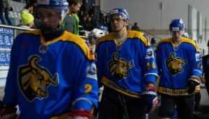 Брянские хоккеисты проведут сезон в молодежной лиге