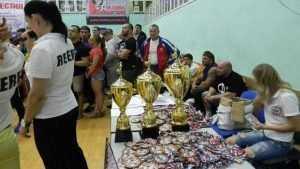 Брянские спортсмены привезли семь медалей из Курска