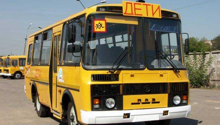 Брянских школьников будут возить на 26 новых автобусах