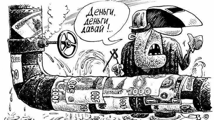 Брянск может остаться без воды из-за долгов горводоканала