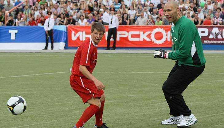 Николай Валуев: Брянский футбол надо поднимать