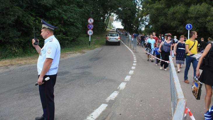 В Брянске во время праздника «Яблочный Спас» запретят проезд