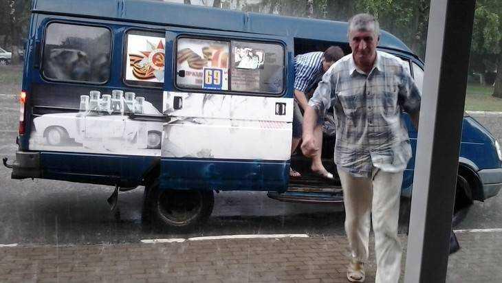 За обиженных пассажиров брянских кучеров будут штрафовать на 300 тысяч