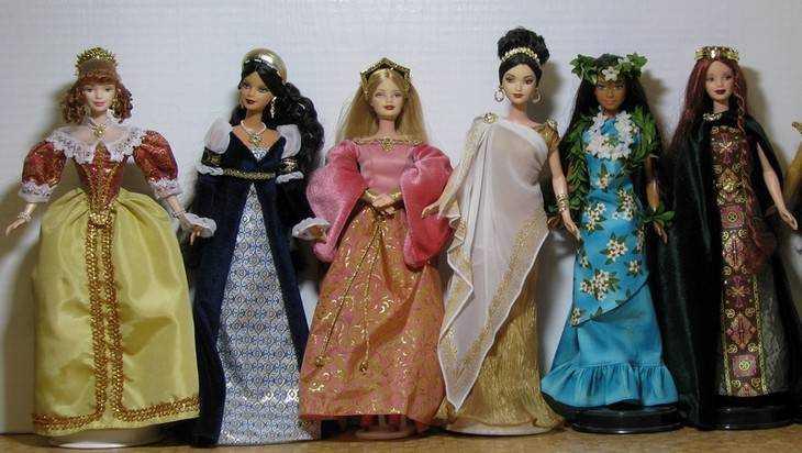Орловский коллекционер покажет своих кукол брянцам