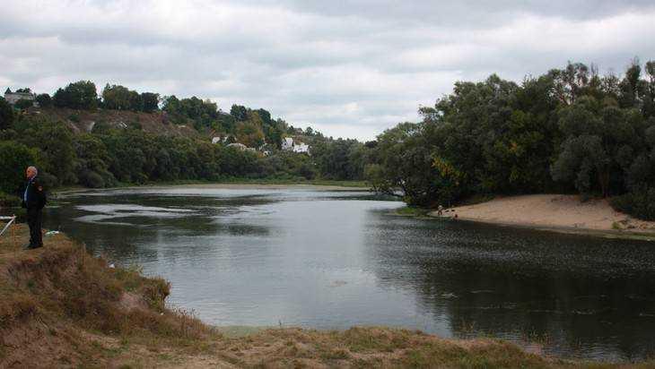 Москвич утонул в брянской реке