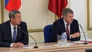 Брянский губернатор Александр Богомаз: За детей – порву!