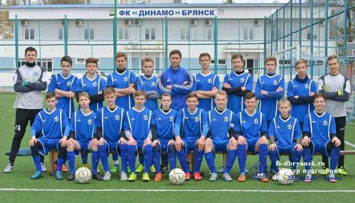 Брянское «Динамо» взяло бронзу на юношеском первенстве