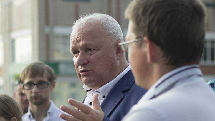 Виктор Киселев провел встречу с главой администрации Красногорского района