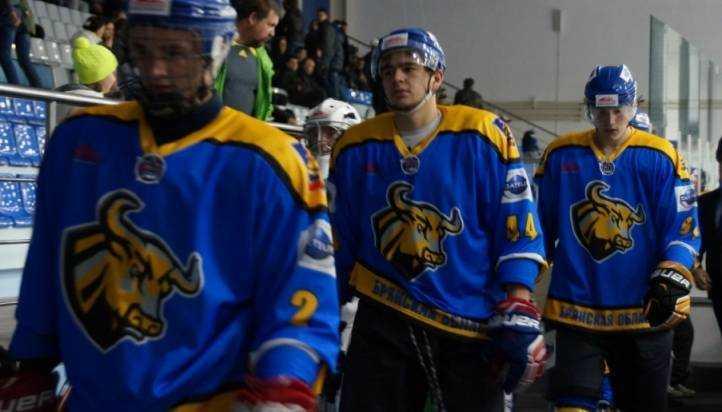 Брянские хоккеисты начали готовиться к сезону