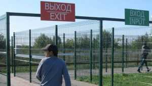 Китайцы нарвались на неприятности у брянской границы