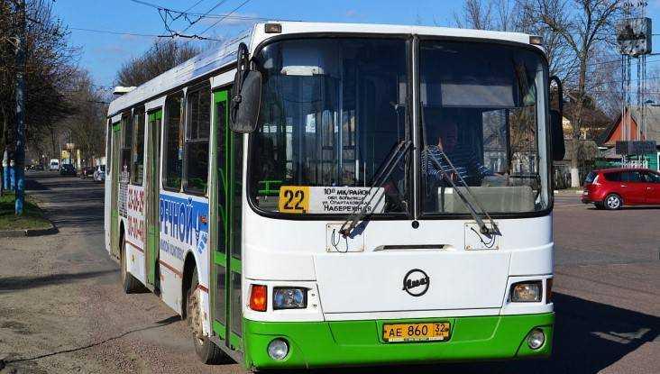 В брянском автобусе разбились женщина и 4-летний ребёнок