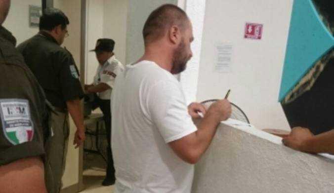 Брянского мошенника депортировали из Мексики