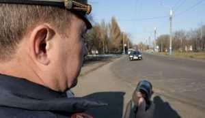 Инспекторам ГИБДД запретили «стрелять» ручными радарами