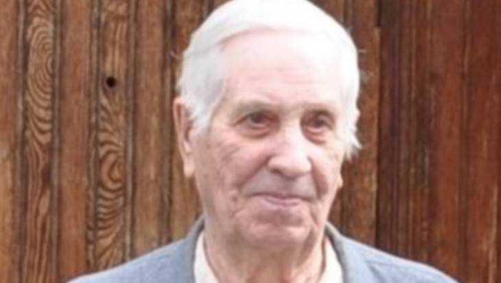 Ушел из жизни бывший главный лесничий Брянской области