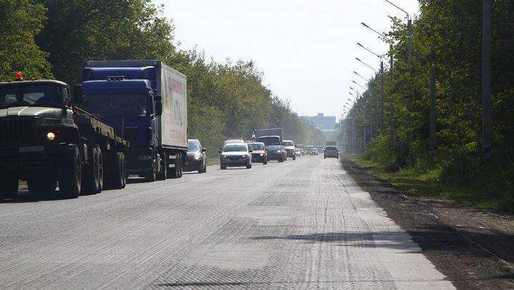 В ближайшее время начнется ремонт сразу 15 брянских дорог