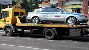Улицы Брянска очистят накануне Дня города от брошенных автомобилей