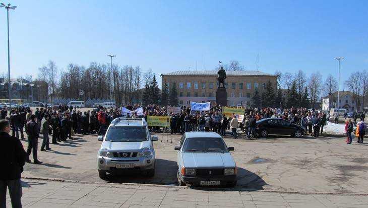 Брянский город Дятьково получит новую главную площадь