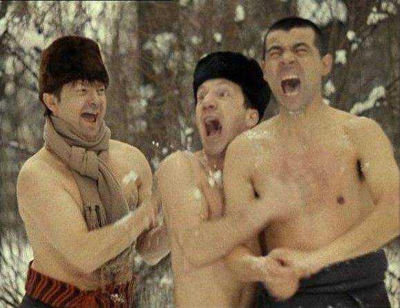 Русский Кошмар преподаст урок брянским силачам