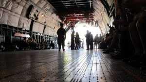 Брянцев пригласили на военный аэродром