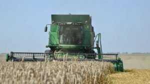 Брянские крестьяне намолотили более 833 тысяч тонн зерна
