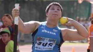 Брянская спортсменка побила мировой рекорд на российской Паралимпиаде