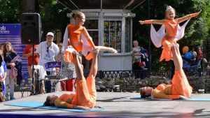 Фестивале «Вместе ярче» научил брянцев беречь природу и энергию