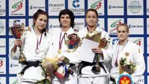 Брянская гаишница стала бронзовым призёром чемпионата по дзюдо