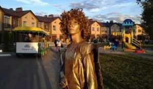В Брянске открыли удивительный поселок «Андреевский парк»