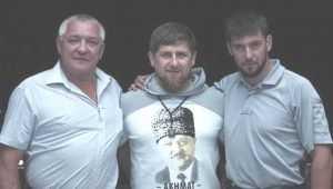 Брянский спецназовец погиб, врезавшись в мотоцикл охраны Кадырова