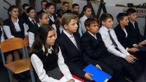 В Брянске прошел городской урок истории