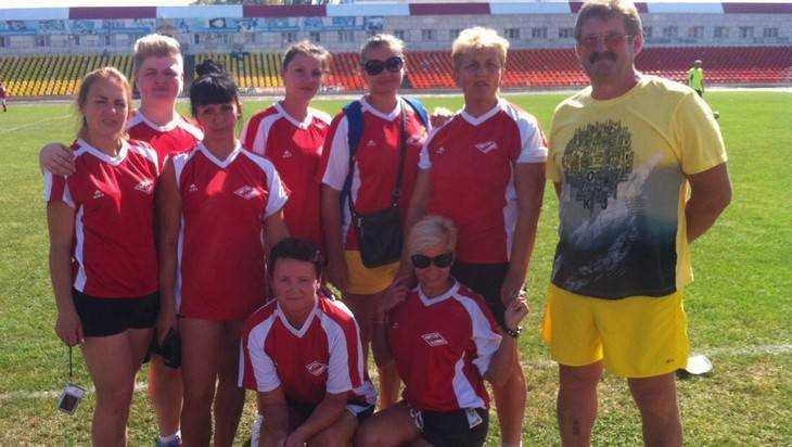 Брянские спортсменки и красавицы покорили Анапу