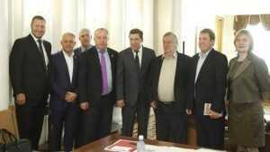 Сергей Ушкалов принял участие в открытии отделения Изборского клуба в Екатеринбурге