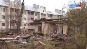 Суд велел властям Брянска снести 13 опасных бараков