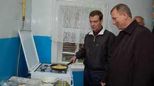 Брянскую область включили в программу «Газпрома»