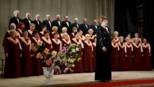 В Брянске выступят лучшие хоры России