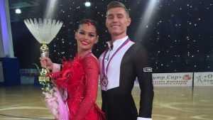 Брянские танцоры завоевали серебряные медали на «Кубке Олимпа 2016»