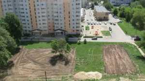 Брянцы попросили помощи в создании сквера на улице Горбатова