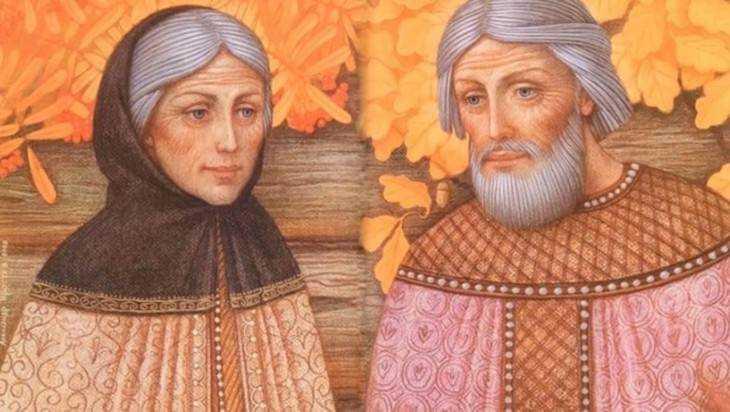 В Брянской епархии отпразднуют день памяти святых Петра и Февронии Муромских